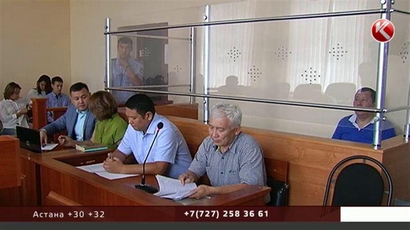 Дат: Өмірбек Жампозовтың ұлы өзіне қатысты қозғалған іске  байланысты мәлімдеме жасады