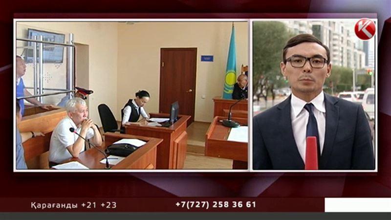 Ақмола облысында Өмірбек Жампозовтың соты үлкен даумен жалғасты