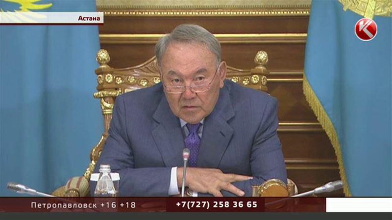 Назарбаеву рассказали, как будут реформировать правоохранительную систему