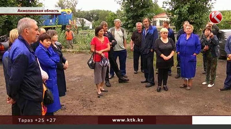 В Акмолинской области массово увольняются рабочие локомотивного депо