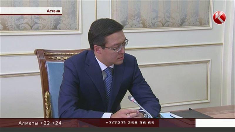 Акишев рассказал президенту о стабильности нацвалюты