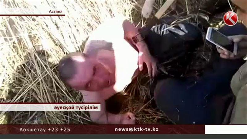 Үкім: Астанада қаршадай қызды зорламақ болған педофил 15 жылға сотталды