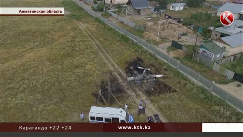Причину авиакатастрофы под Алматы назовут и иностранные эксперты