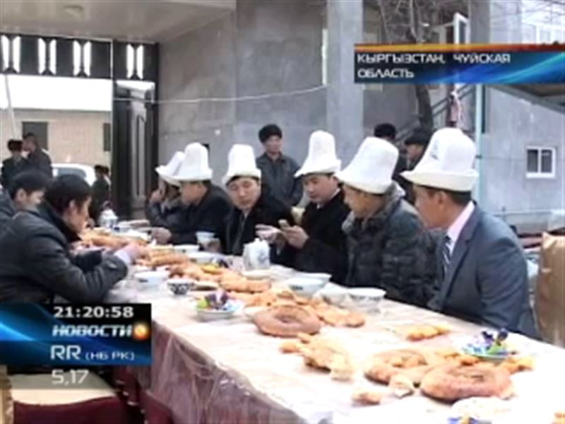 В Кыргызстане снова выступают против пышных тоев