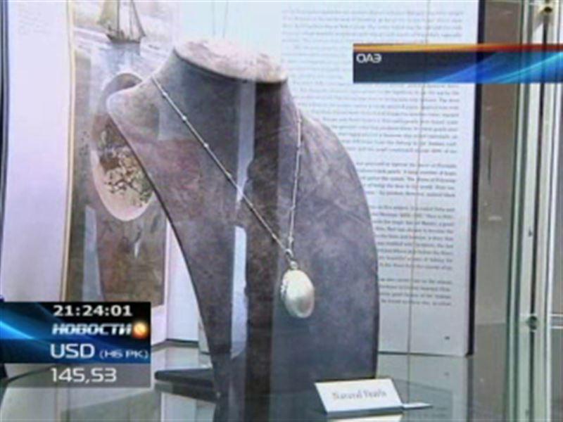 Самая большая жемчужина будет продана на аукционе в ОАЭ