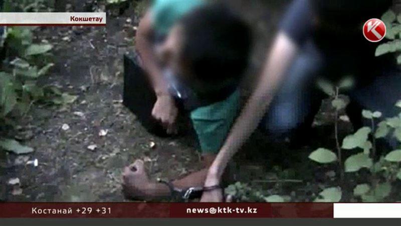 В Кокшетау задержали кладбищенского педофила