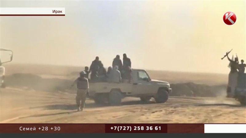 Құтқару операциясы: Ирактағы соғысқа аттанған қазақтар елге қайтып келе жатыр