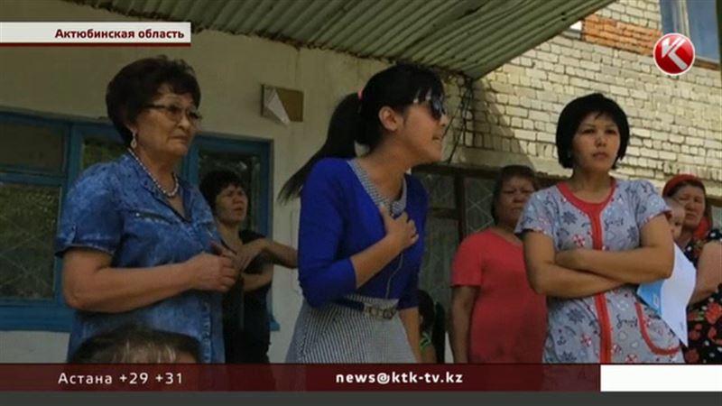 В Хромтау больше ста семей не знают, куда идти – их общежитие сносят