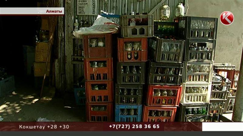 Теперь в Казахстане снова можно сдавать бутылки