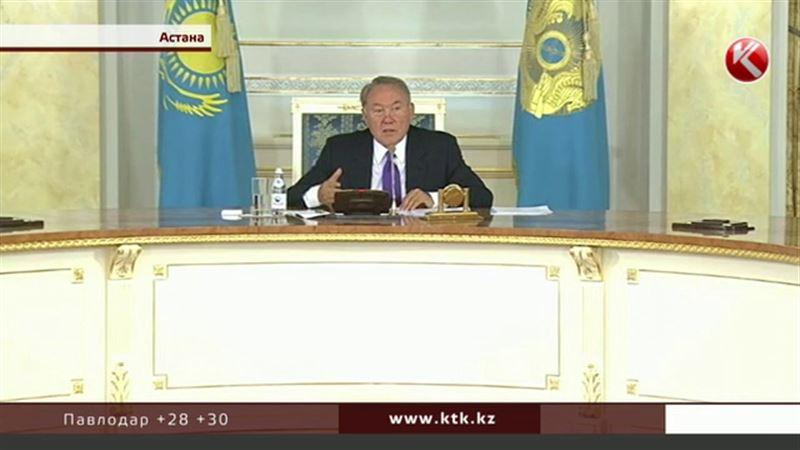 Глава государства недоволен работой нацкомпании Kazakh Invest
