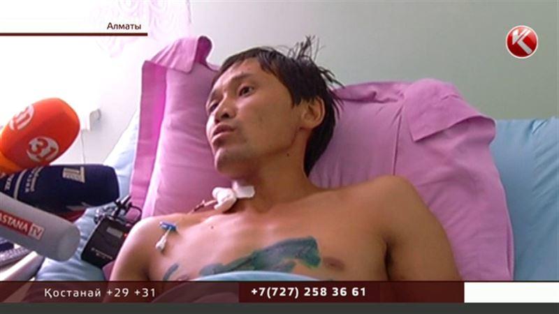 Алматы облысында жантүршігерлік ұшақ апатынан тірі қалған азамат оқиғаның қалай болғанын айтты