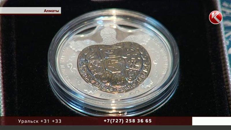 Нацбанк выпустил монету благополучия