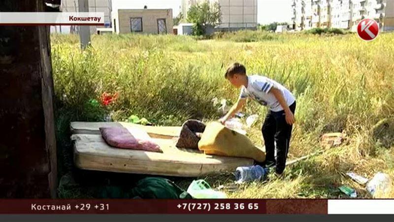 Кокшетауских беспризорников вернули матери-пьянице