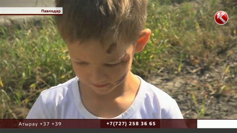 Житель Павлодарской области швырнул ребенка на бетонную плиту, потому что был не в духе