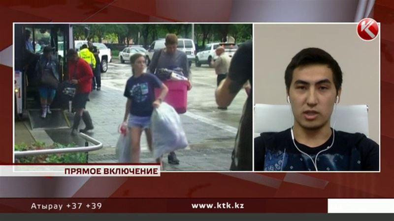 LIVE из Хьюстона: казахстанцы едва не погибли во время атаки «Харви»