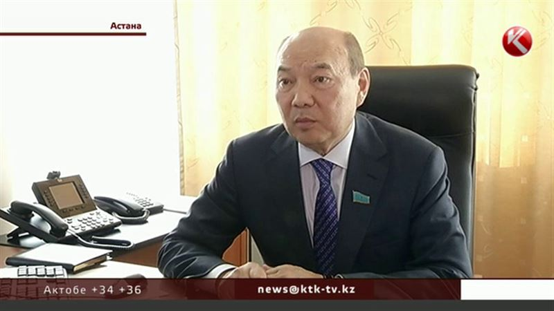 Мусабаев, Калетаев, Жумагулов принесли присягу народу