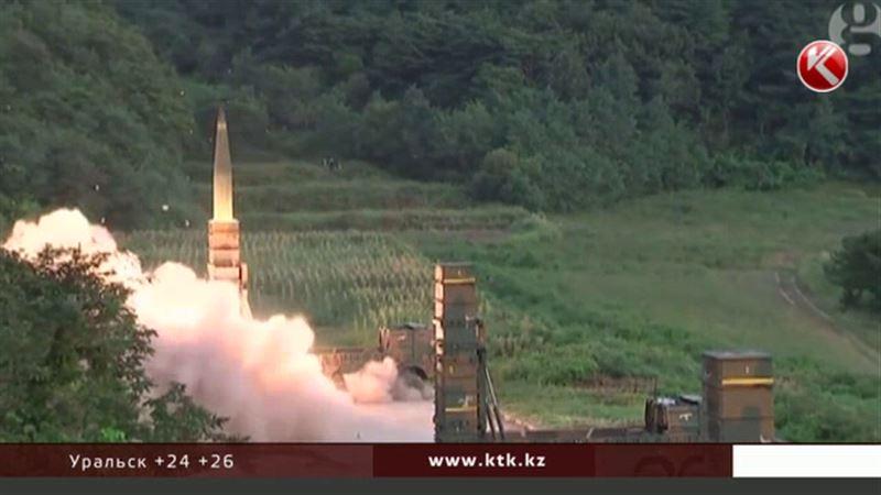 Разведка доложила: баллистическая ракета КНДР взлетит 9 сентября
