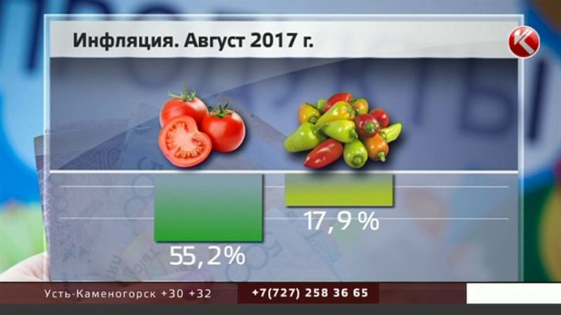 Картофель подорожал почти на 20%, помидоры подешевели на 55% - статкомитет