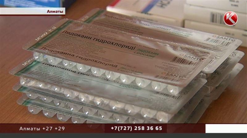 Казахстанские врачи не отказываются от лидокаина, тогда как в России его изымают из аптек