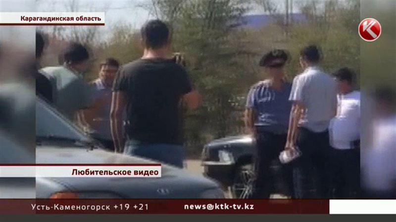 Задержан заместитель начальника местной полицейской службы Сатпаева