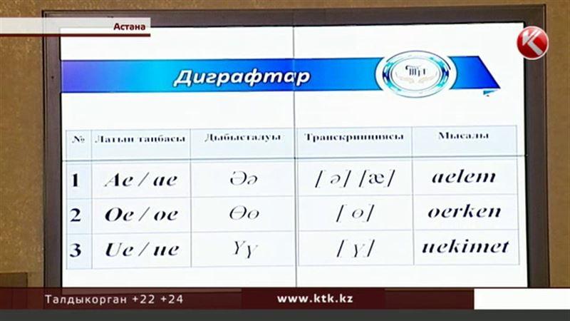 Казахский на латинице: предложить свои варианты может любой казахстанец