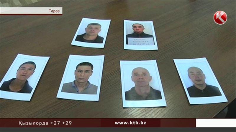 Жамбыл облысындағы қоныс колониясы жазасын өтеуші 6  адамға іздеу жариялады
