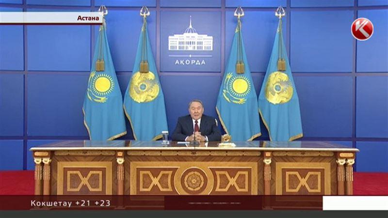 Назарбаев обсудил с журналистами девальвацию, «saebiz», ЭКСПО и Головкина