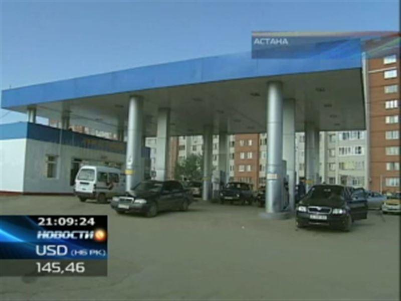 Из-за бензинового кризиса в России автомобильное топливо может подорожать и в Казахстане