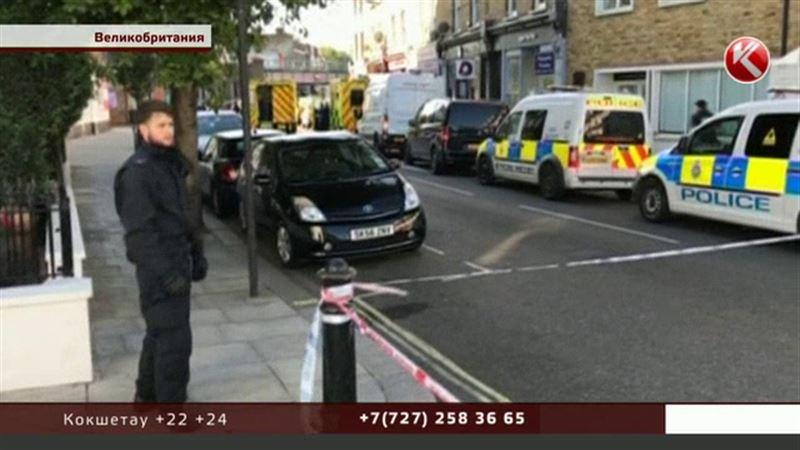 Теракт в Лондоне: перед взрывом загорелось ведро в пакете