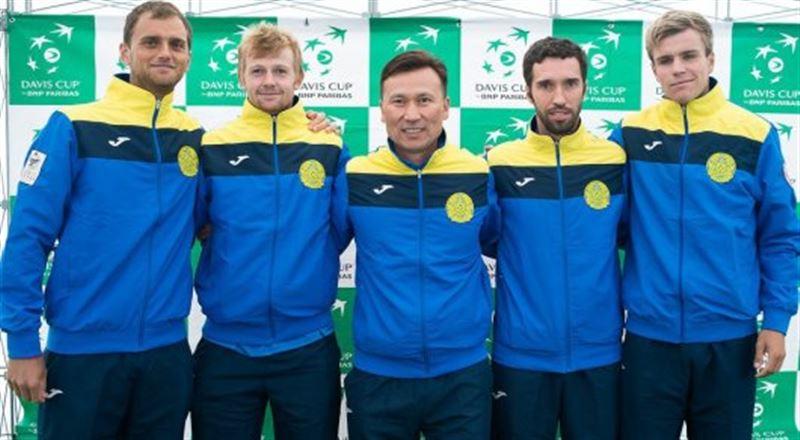 Назарбаев пожелал успехов казахстанским теннисистам