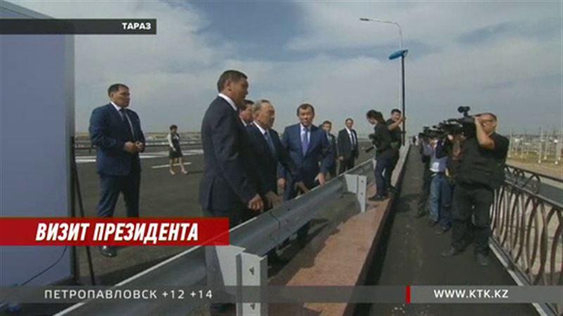Президент определил две беды Жамбылской области