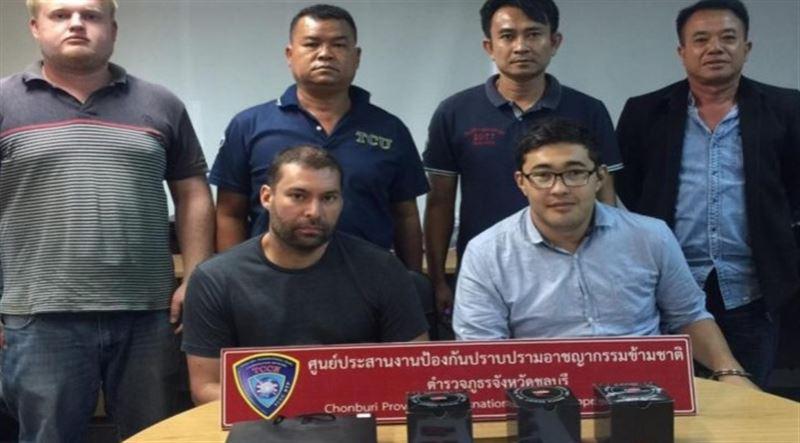В Таиланде казахстанца задержали за мошенничество
