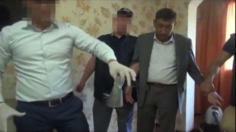 В ЮКО арестован замглавы управления координации занятости и соцпрограмм