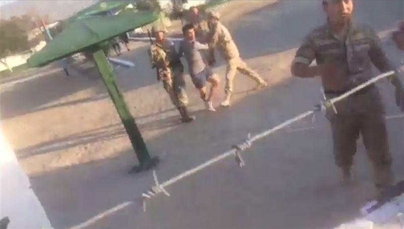 В Атырауской области разгорелся конфликт между сельчанами и военнослужащими