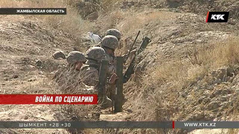 Готовы ли казахстанские военные к неожиданному нападению врага