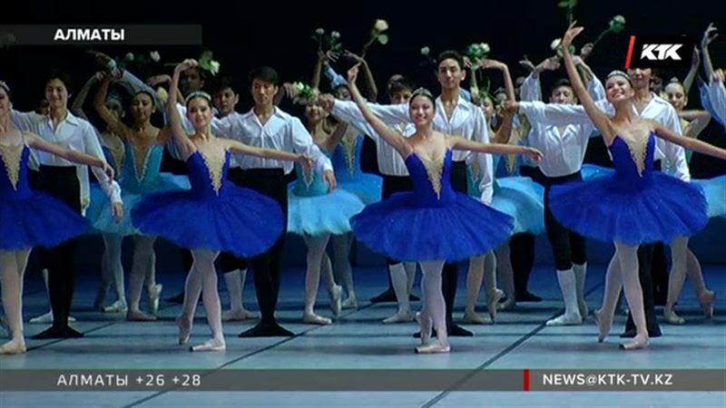 Алматы хореографиялық мектебінің студенттері әйгілі балет жұлдыздарымен кездесті