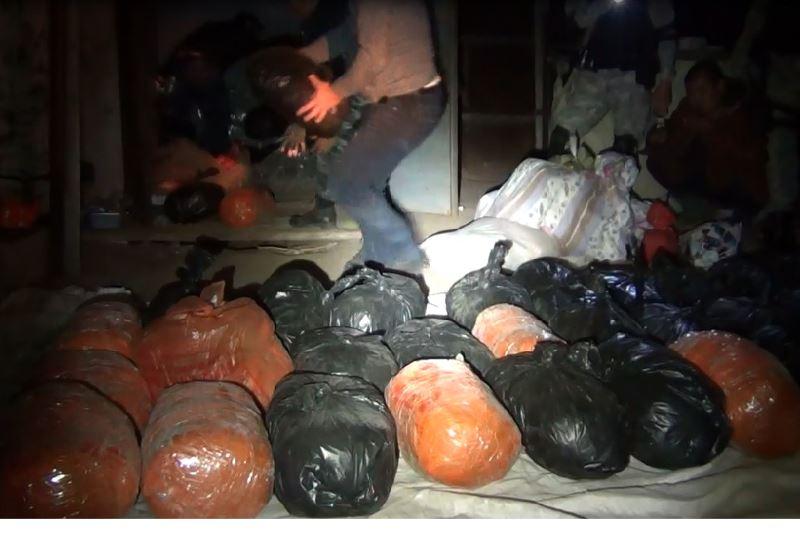 У наркоторговцев изъято товара на 30 млн тенге в Павлодаре