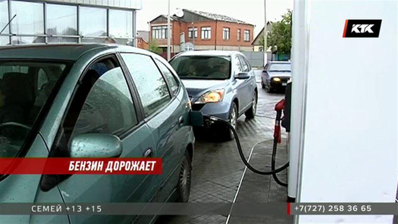 В некоторых регионах исчезает бензин