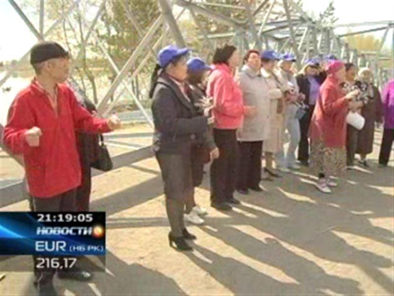 В Павлодаре жители микрорайона выступают против строительства высоковольтной линии электропередачи