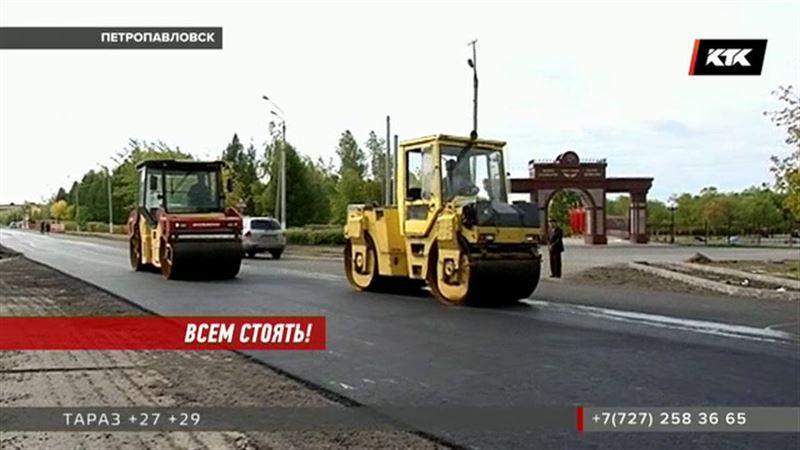 Петропавловск узнал, что такое пробки