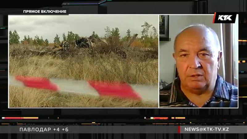 Что стало причиной авиапроисшествия в Акмолинской области – мнение эксперта