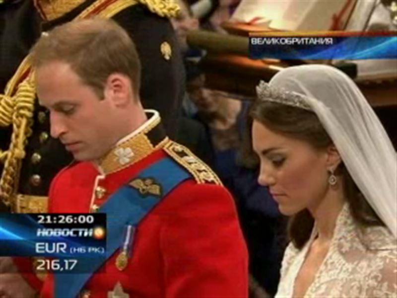 Свадьба века состоялась в Великобритании