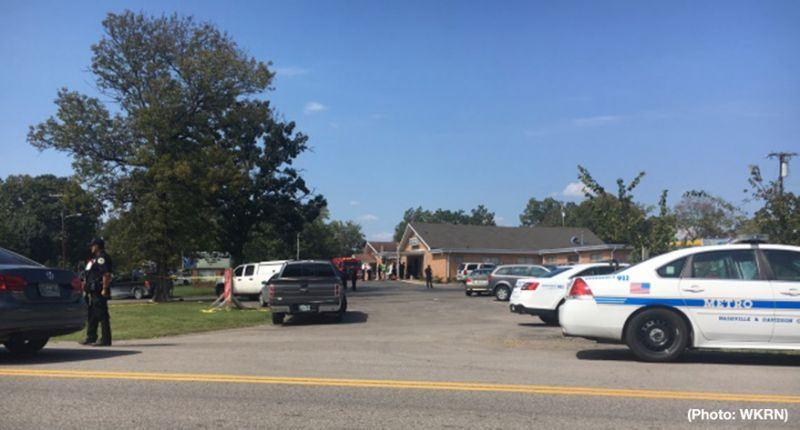В США открыли стрельбу в церкви: один человек погиб, восемь ранены
