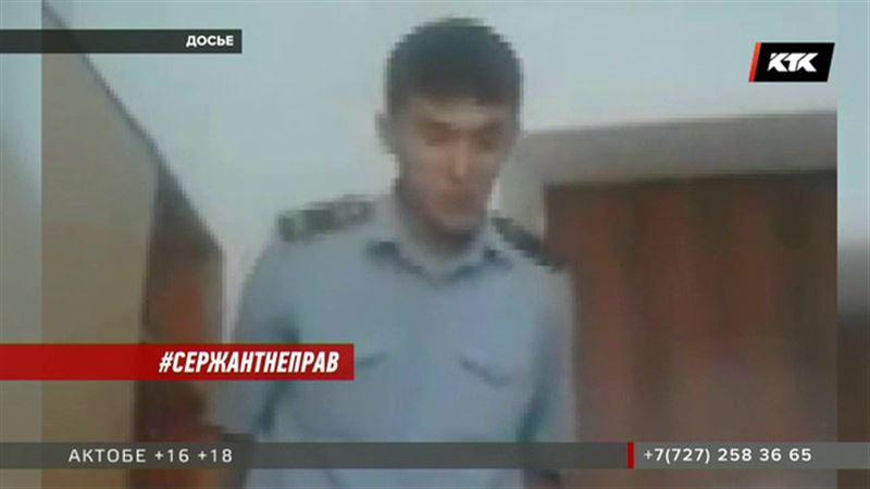 Cуд признал конвоира из Сатпаева виновным