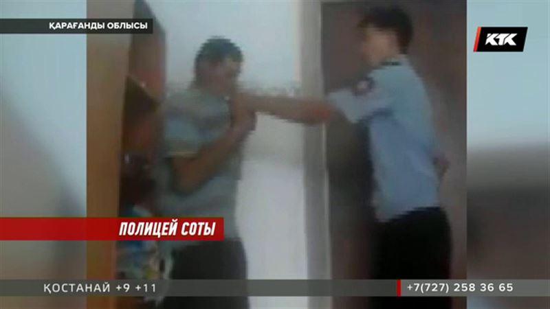 Қарағанды облысында педофилге  қол жұмсаған полиция сержанты сотталды