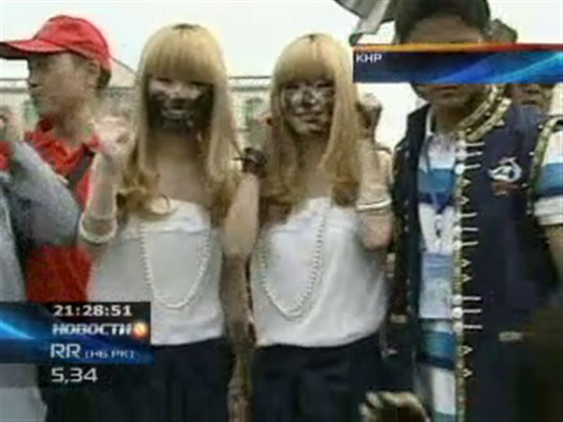 Близнецы со всего мира собрались в Китае