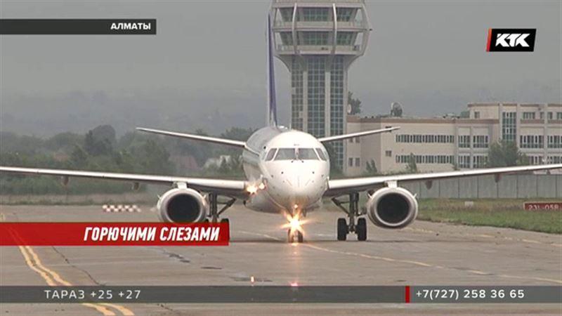Рейсы «Эйр Астаны» могут отменить – авиакеросин на исходе