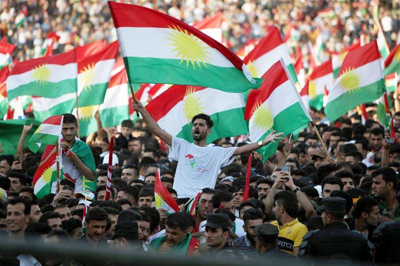 Более 3,3 млн человек пришли на референдум о независимости Иракского Курдистана
