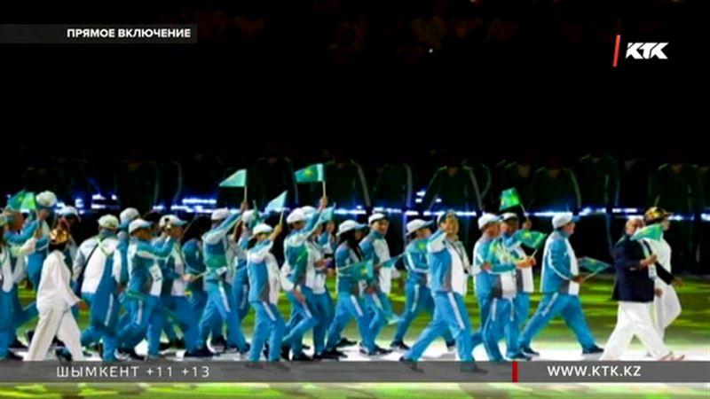 На Азиаде в Ашхабаде казахстанцы завоевали  96 медалей