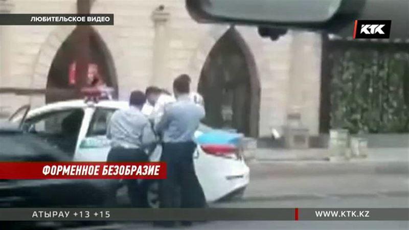 Девушку, заявившую об избиении, саму отправили в изолятор